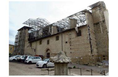 L'Aquila, Santa Maria Paganica: presentato ieri il progetto per il recupero della Chiesa Capo Quarto