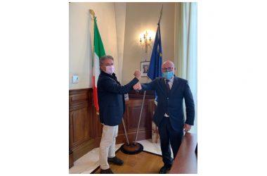 Assofiere e Camera  di Commercio di Napoli insieme  per sostenere la  ripartenza delle aziende espositrici