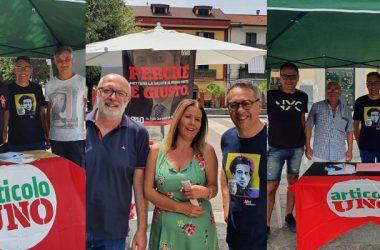 """Articolo Uno a Caserta Capodrise e Sant'Arpino, il coordinatore provinciale Alessandro Tartaglione: """"C'è voglia di partecipazione"""""""