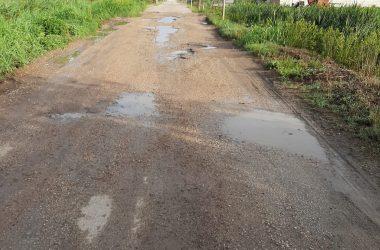 Cancello ed Arnone – Via Chiappari, partiti i lavori di rifacimento del manto stradale