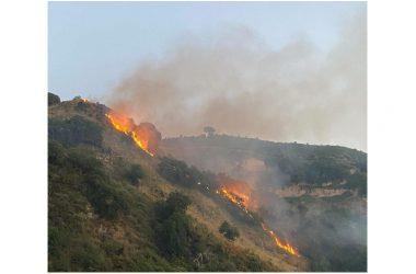 La Calabria brucia ancora