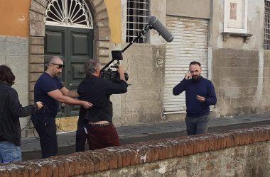"""Lucca – Terminate le riprese del corto """"Cinque piccoli frammenti di Stefano"""" / Premio Racconti nella Rete"""