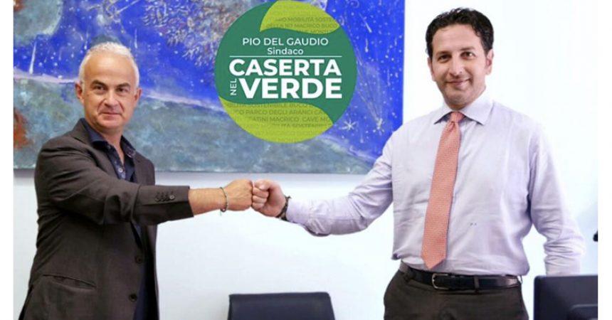 LISTA CASERTA NEL VERDE  UFFICIO COMUNICAZIONE  COMUNICATO STAMPA DEL 22/09/2021