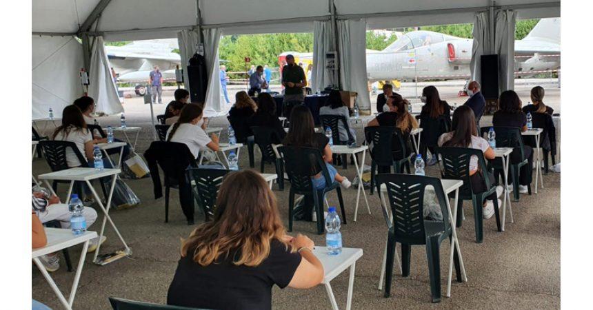 La Scuola Specialisti A.M. accoglie gli studenti campani partecipanti ai test di selezione per i corsi di studio in medicina e professioni sanitarie dell'Università Vanvitelli