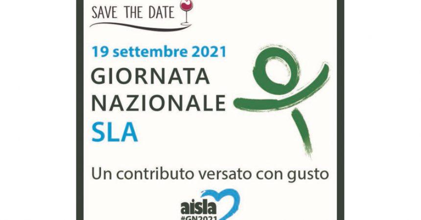 Giornata Nazionale SLA: domenica 19 Settembre AISLA Caserta in piazza per raccogliere Fondi per la Ricerca