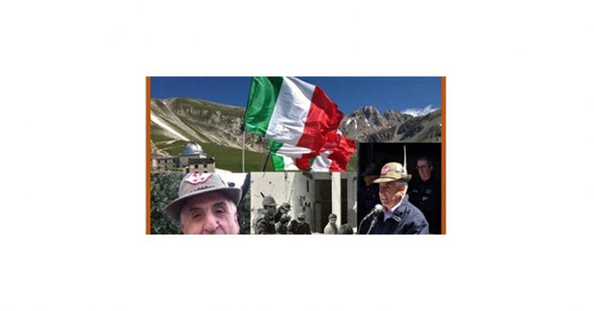L'ALPINO, GENERALE MARIO MASSIMI, È ANDATO AVANTI…